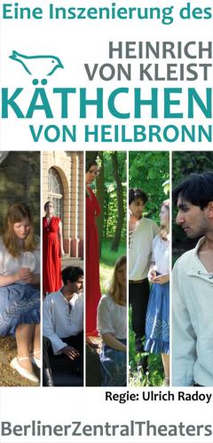 Käthchen von Heilbronn |Flyer, 2011