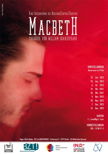 Macbeth   Plakat, 2013