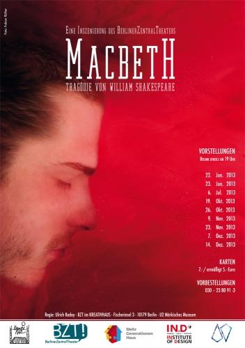 Macbeth | Plakat, 2013