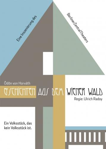 G'schichten aus dem Wiener Wald  Flyer, 2016