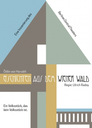G'schichten aus dem Wiener Wald |Flyer, 2016