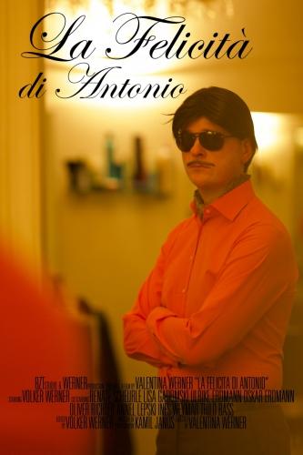 La Felicità di Antonio | Flyer, 2017